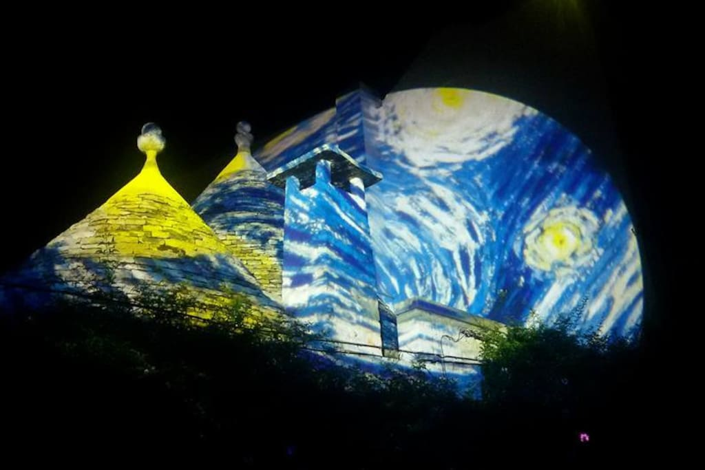Light Festival - Alberobello