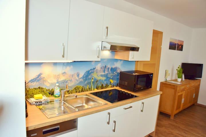 Ferienwohnung Rosskopf - Apartment für 4 - 6 Personen in Oberau Wildschoenau Tirol Austria