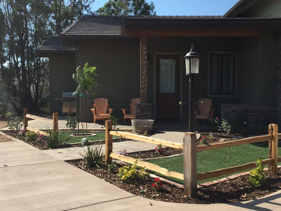 Private 2 Bedroom Apt In New Craftsman Ranch Flats For Rent In Escondido California United