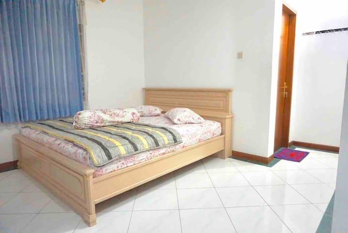 Bedroom with bathroom 2nd floor