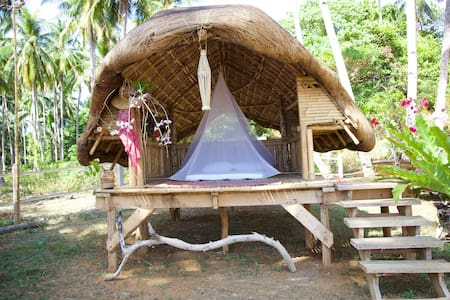 Kaibigan Soul Camp • TURTLE • open hut - Hut
