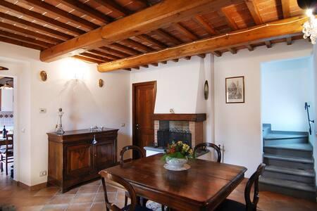 Borgo la Ghiffia - Migliana - 公寓