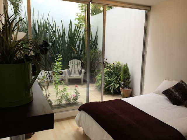 habitación en la colonia Del Valle - Ciudad de México - Huoneisto