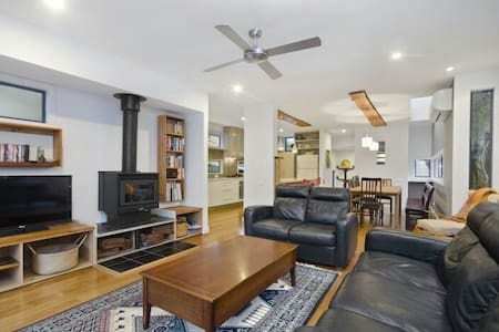 Modern 4 br house 150m beach/shops! - Point Lonsdale