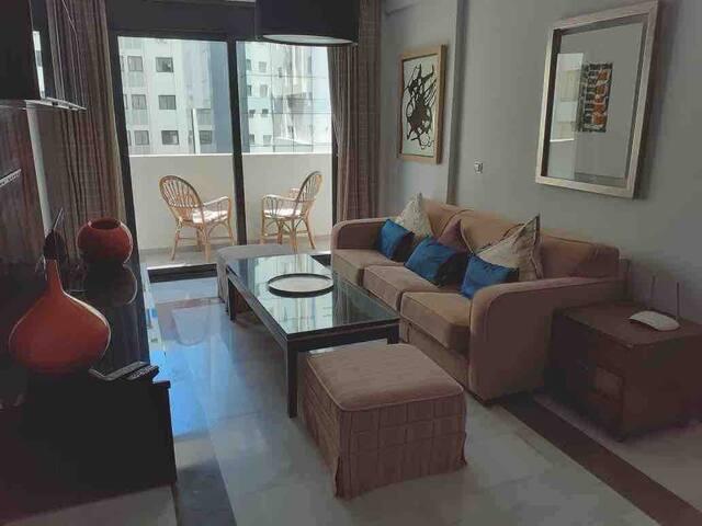Appartement design Oceanfront Piscine