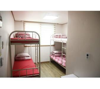 Fortune Hostel @ Female Dormitory - Jongno-gu - Bed & Breakfast