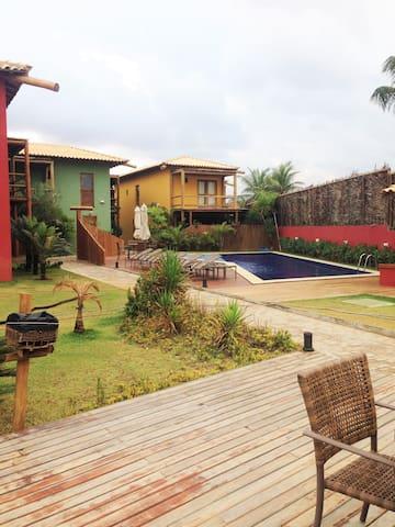 ITACIMIRIM - BAHIA bangalô - Camaçari - Appartement en résidence