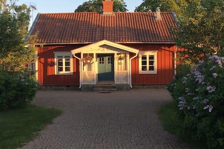 Härligt hus i Mullsjö, Jönköping - Mullsjö - บ้าน