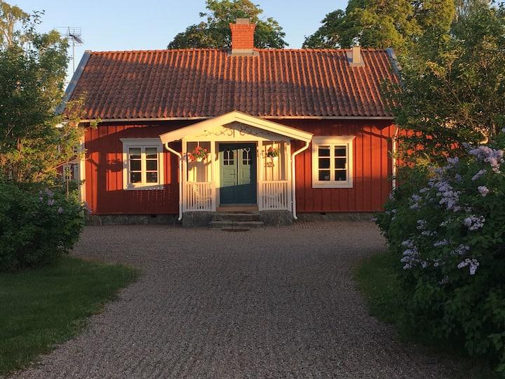 Härligt hus i  Mullsjö, Jönköping