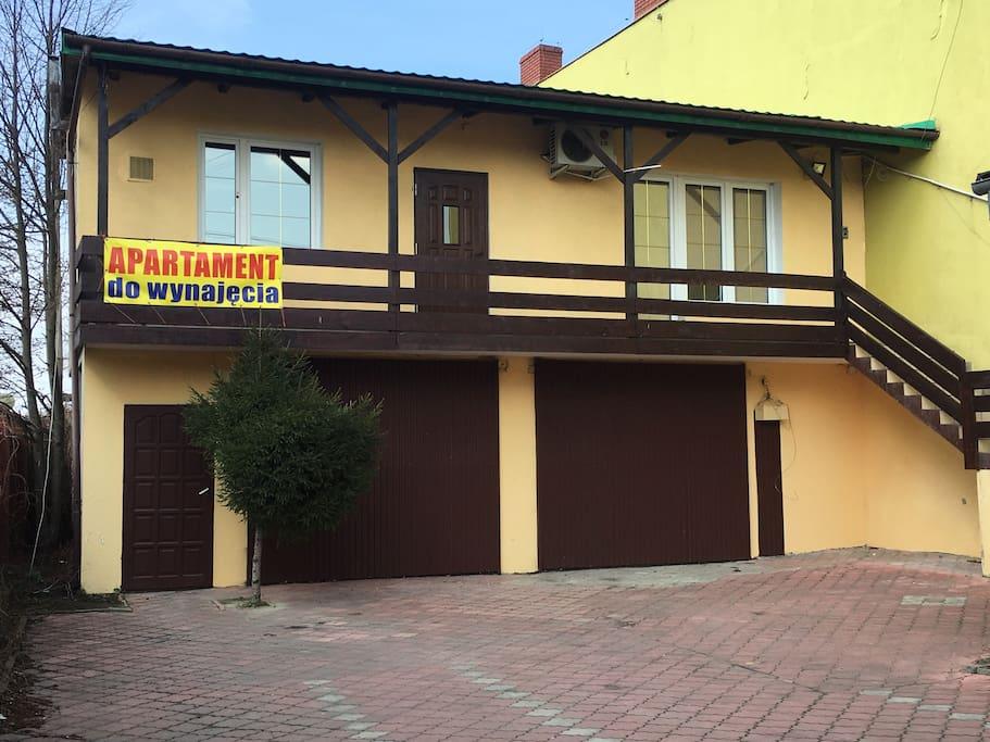 Apartament do wynajęcia  Gostynin