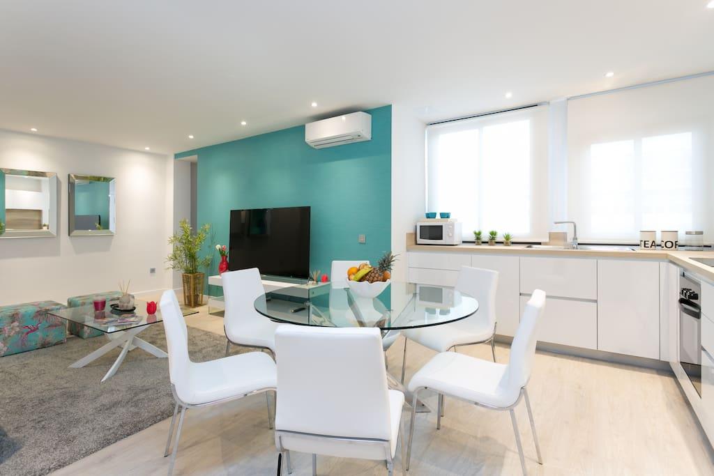 Appartamento di lusso in centro appartamenti in affitto for Appartamenti affitto tenerife