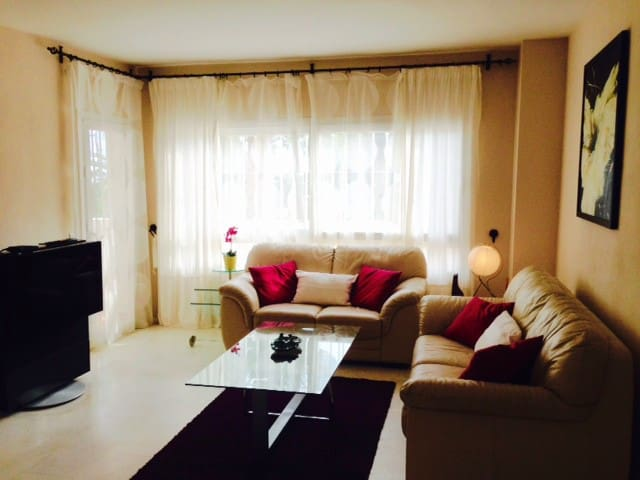 Wonderful apartment in Puerto Banus 8p - Puerto Banus Marbella