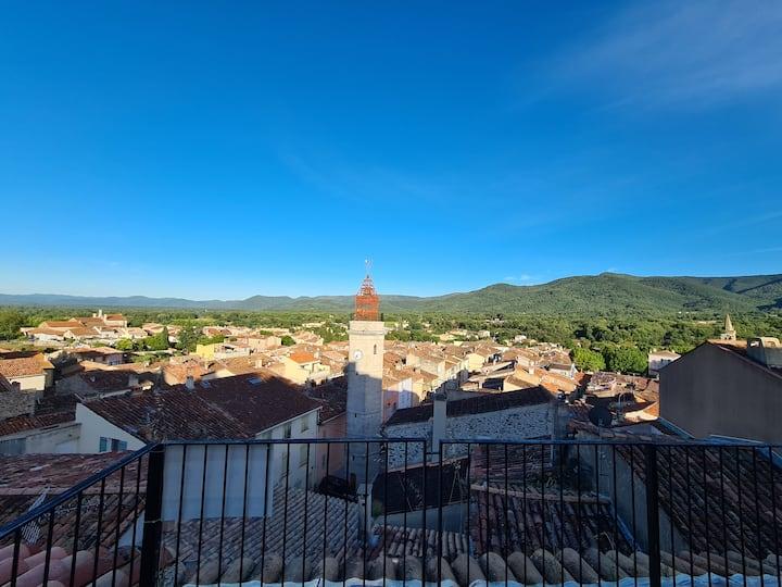❤️ 50m2, Terrasse, wifi, clim, en Provence ❤️