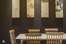 日式风情主题房