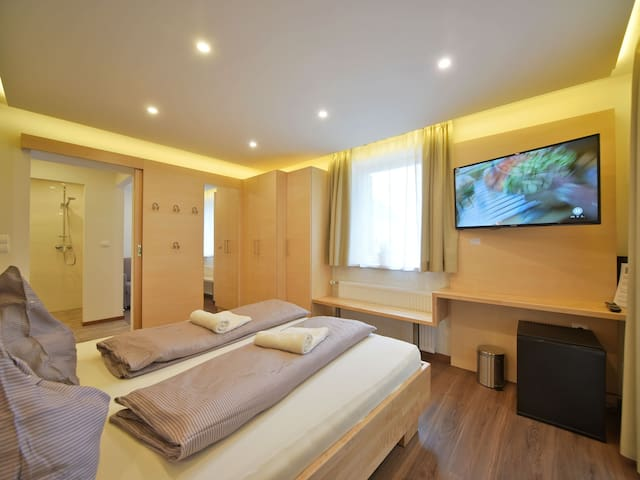Doppelzimmer Deluxe Garten Style