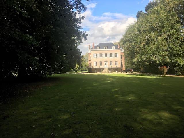 Propriété de famille, charme - Perruel - Castle