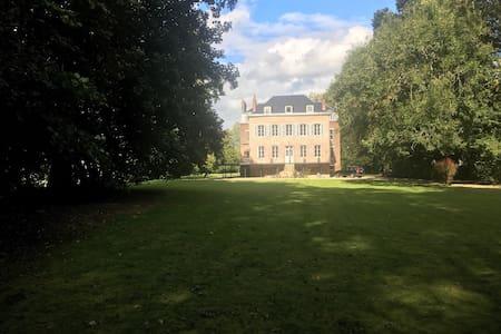 Propriété de famille, charme - Perruel - Schloss