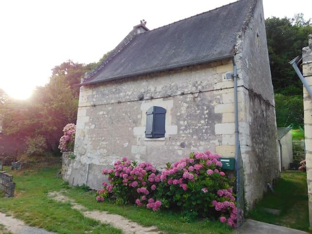 La Rouère - Rigny-Ussé - Hus