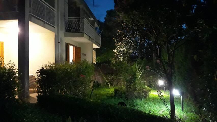 Villa incantata alle porte del Cilento