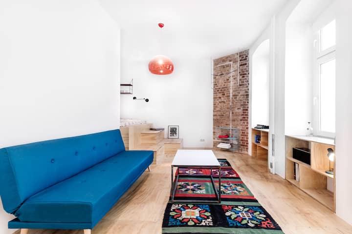 Cosy Studio in Pr. Berg