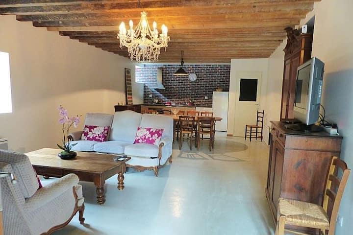 Magnifique gîte de 6 chambres doubles indépendant