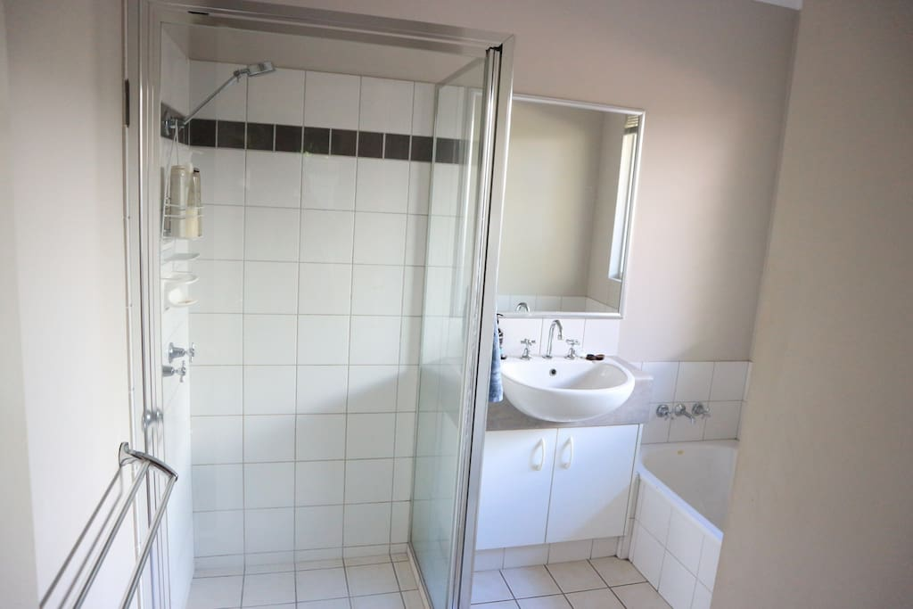 Private use of the common bathroom - we use the ensuite