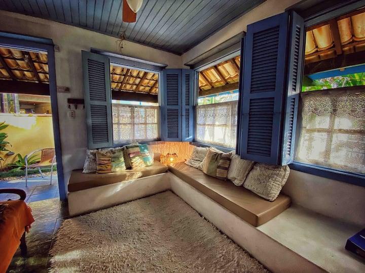 Casa Colonial Barra do Sahy - 5 quartos