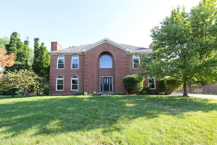 Beautiful spacious house in Centerville Ohio