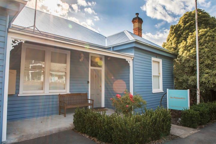 Postmaster's Lodge @ Derby Tasmania @ Blue Derby
