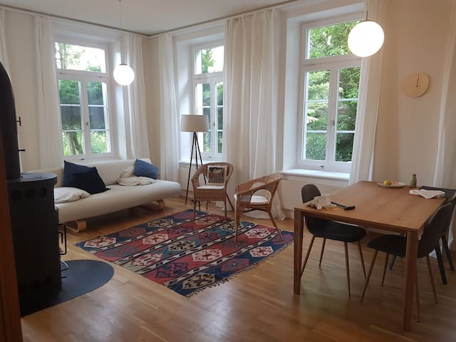 Beautiful flat close to Zürich II