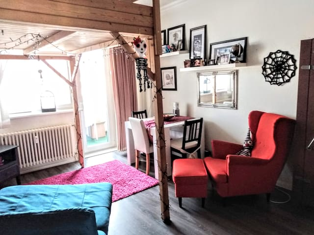 Cozy family rental in Treptow