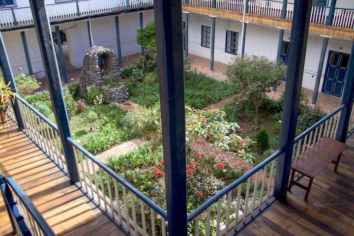 Acogedor penthouse histórico en Cuenca, Ecuador