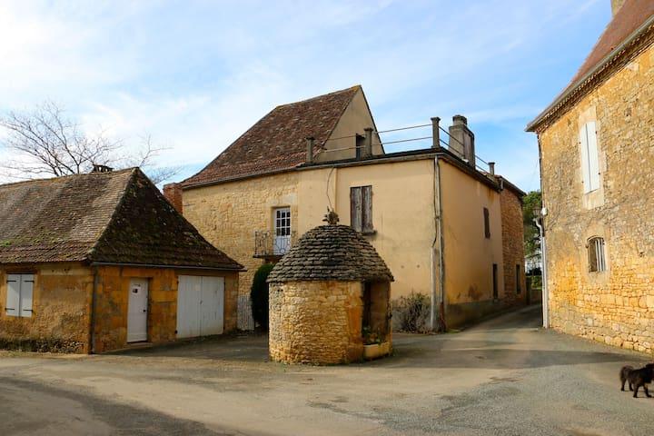 Belle périgourdine sur 2 hectares près de Trémolat - Mauzac-et-Grand-Castang - Casa