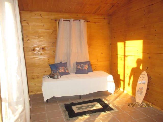 Living comedor + sillon cama
