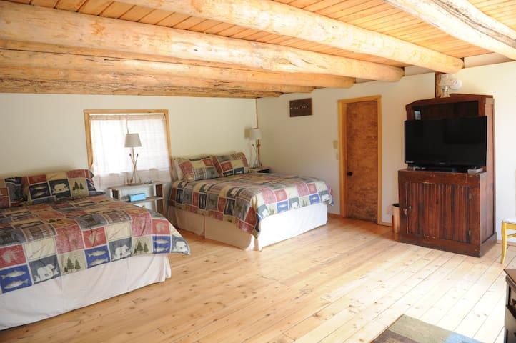 Sawtooth Adventure Cabin, Family Friendly - Stanley - Ev