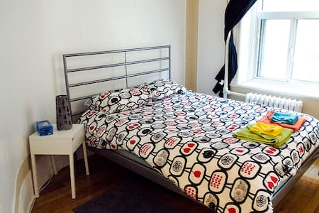 Double room Plateau / Mile End - Wohnung