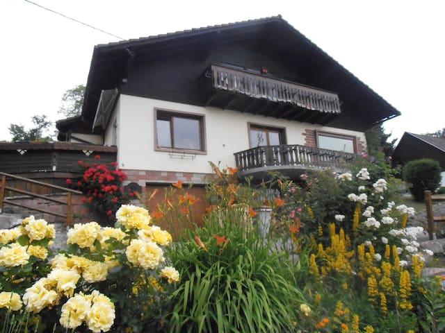 Gîte Nature en montagne vosgienne - Soultzeren - Bungalo