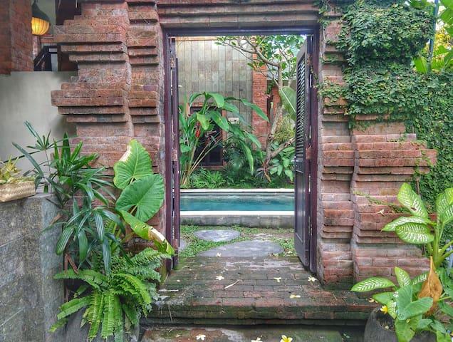 Tropical Villa private swimming pool Canggu Berawa
