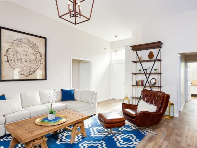Charmingly Renovated Madison Home