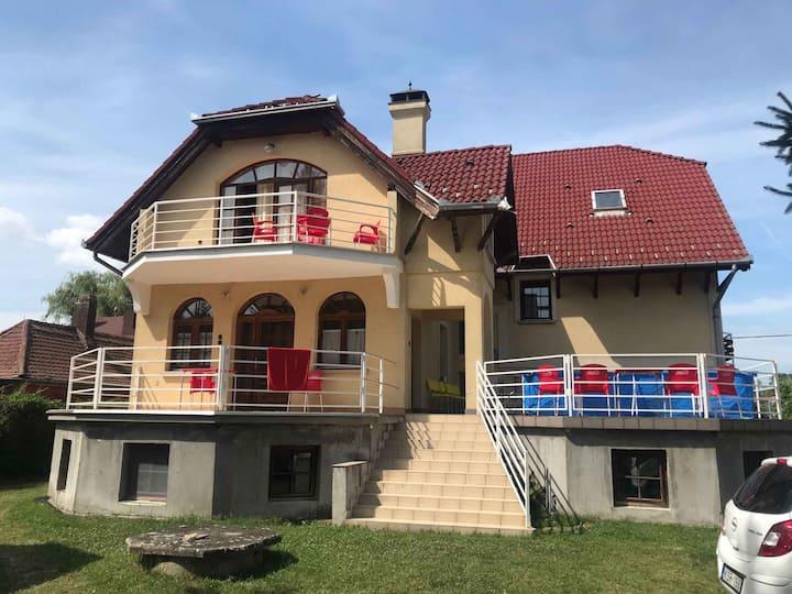 apt for 6+4 persons in Balatonmáriafürdő R86686