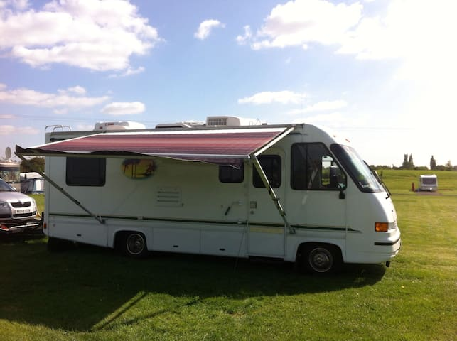 Home on wheels - Hartlepool