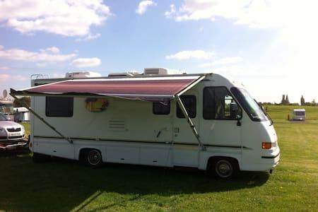 Home on wheels - Hartlepool - Camper/RV
