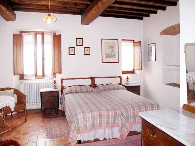 Apartment Podere Ginepro for 4 persons