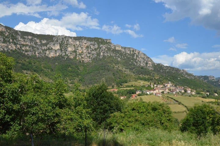 Gîte Fario Gorges du Tarn, Mostuéjouls.