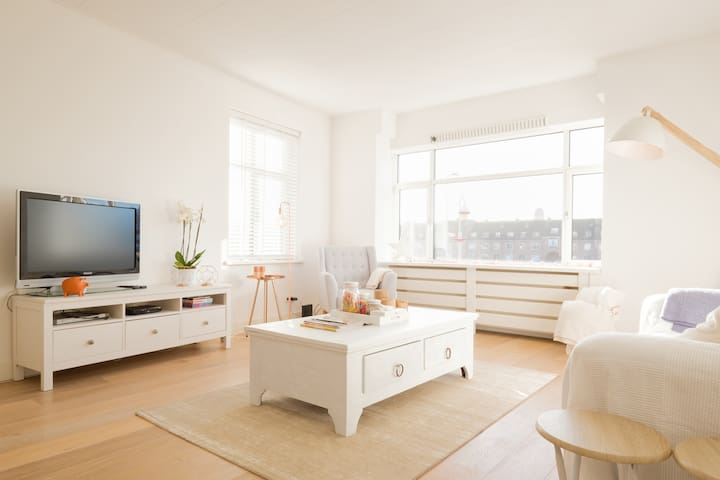 Elegant appartment in between beach and citycentre