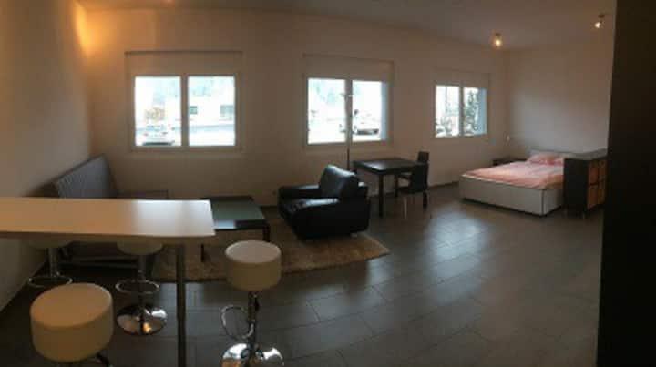 Topmodernes 60m2 Loft Apartment