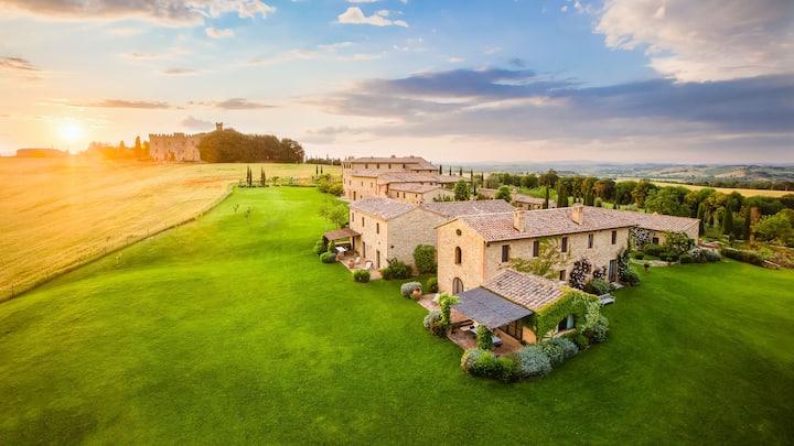Borgo Finocchieto - Full property