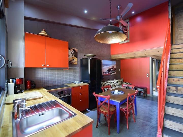 Apart/hôtel RIAD - Les Chalets de Maramour