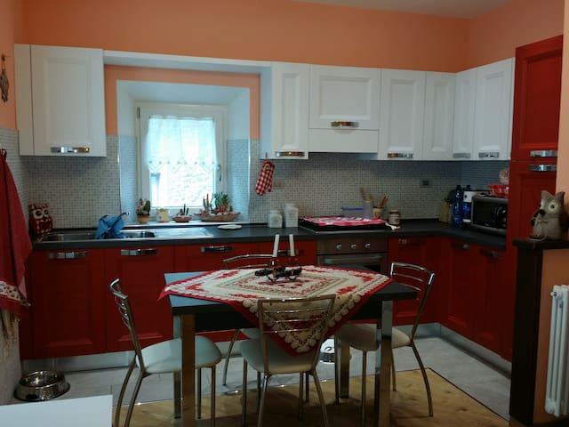 Appartamento immerso nel verde - San Marcello Pistoiese - Apartment