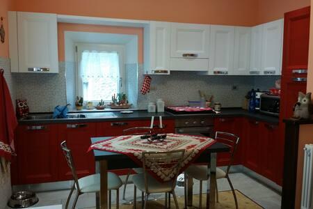 Appartamento immerso nel verde - San Marcello Pistoiese - Wohnung